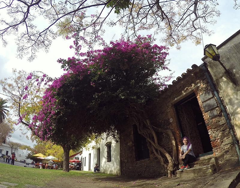 roteiro em colonia del sacramento uruguai