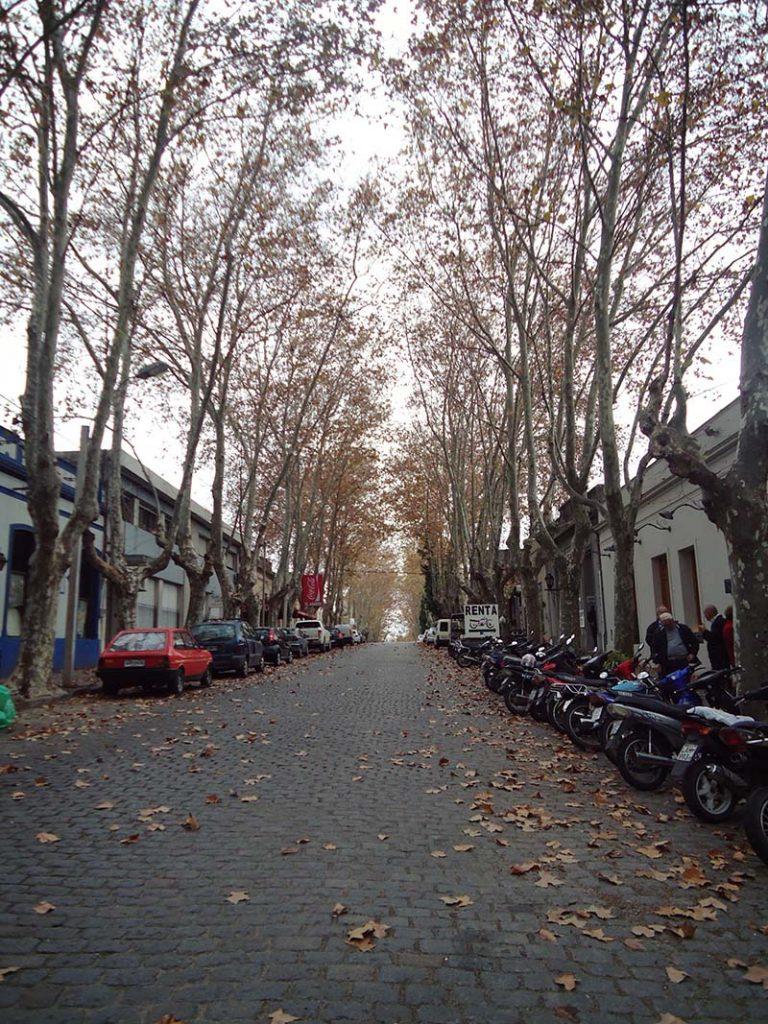 Colonia del Sacramento o que fazer uruguai rua