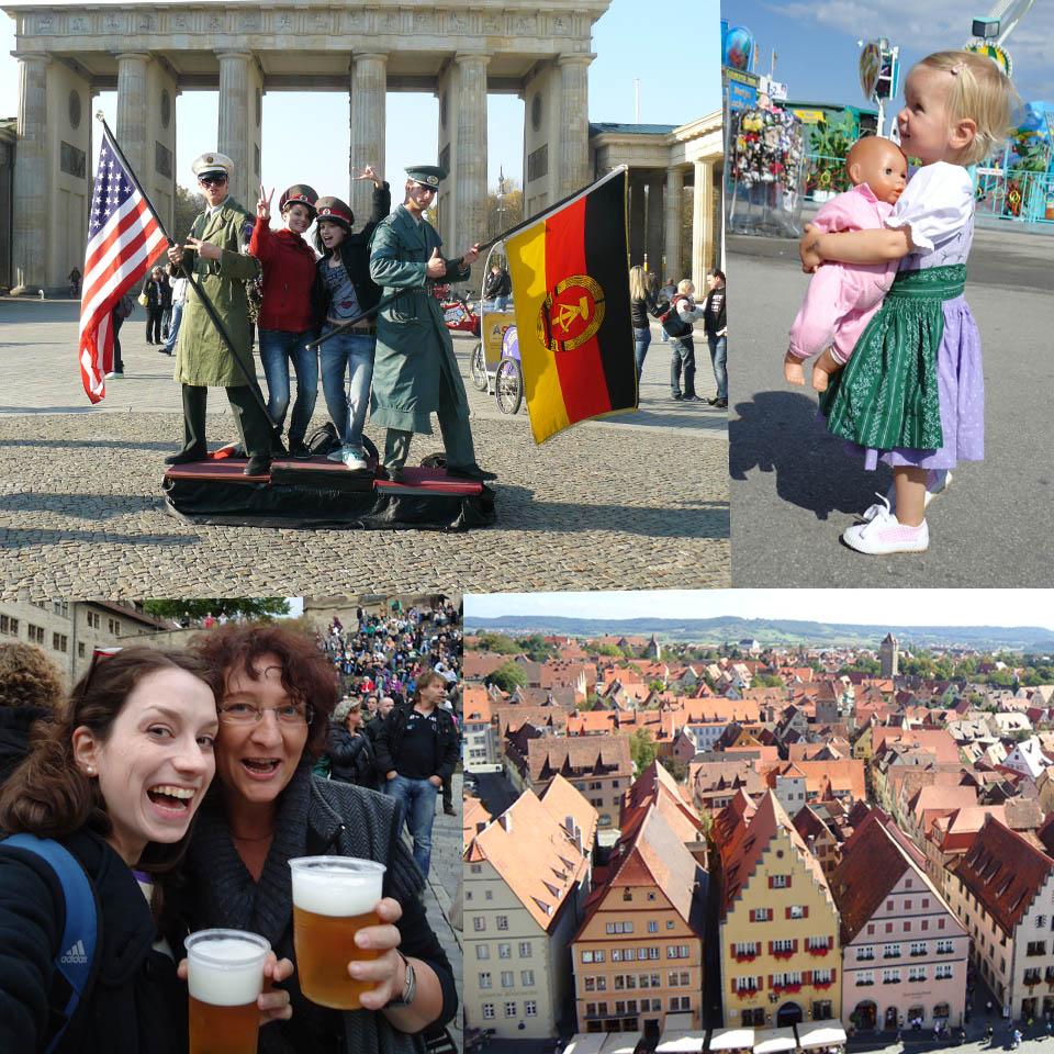 Não sabe para onde viajar Veja as minhas sugestões alemanha