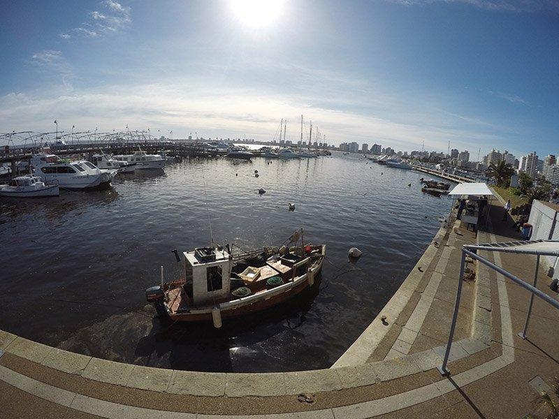 porto de punta del este uruguai