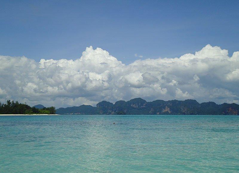 Tour 4 ilhas em Krabi na Tailândia tup island 3