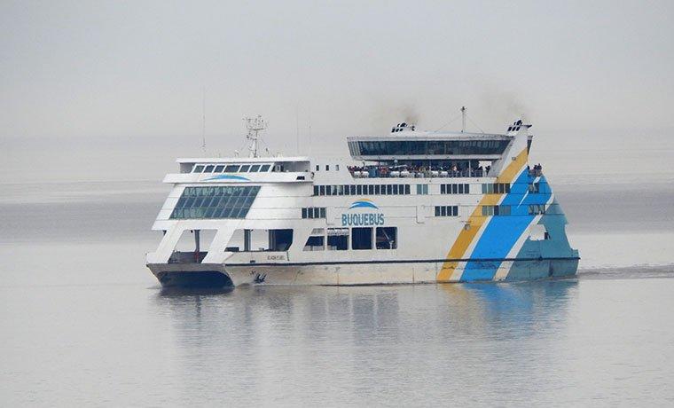 buquebus Colonia del Sacramento o que fazer uruguai