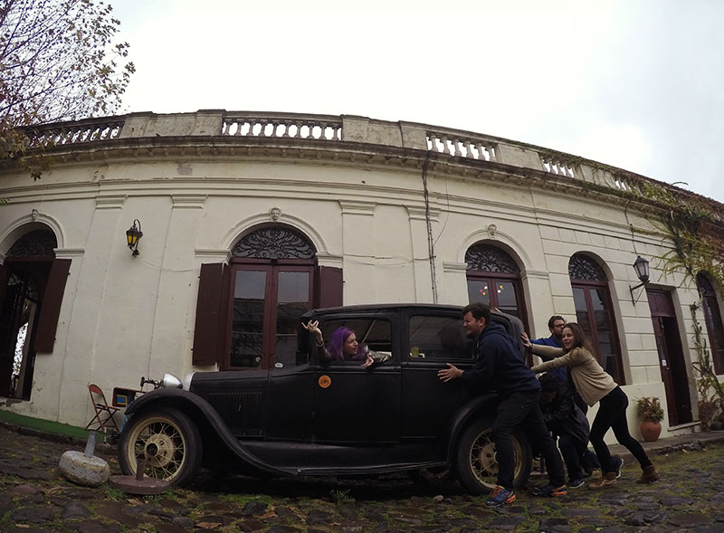 roteiro Colonia del Sacramento o que fazer uruguai carro