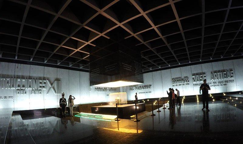 museu artigas em montevideu