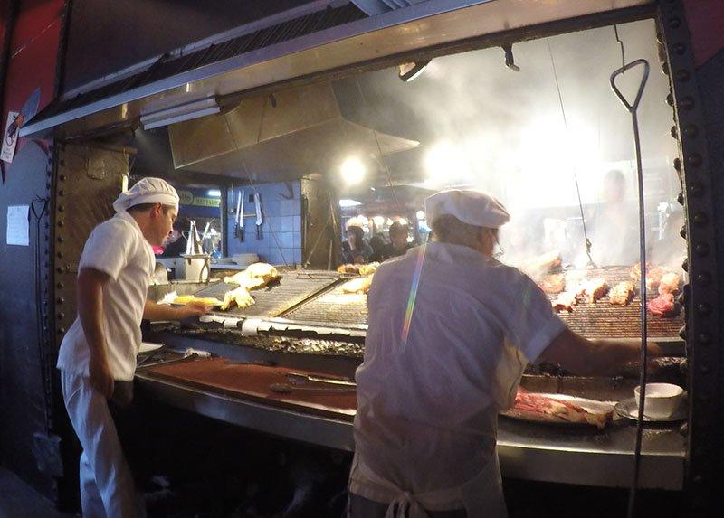 churrascaria mercado municipal em montevideu