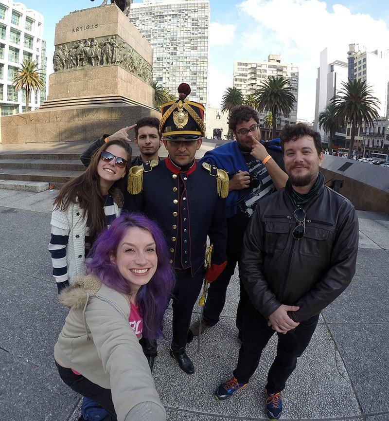 o que fazer no uruguai museu artigas