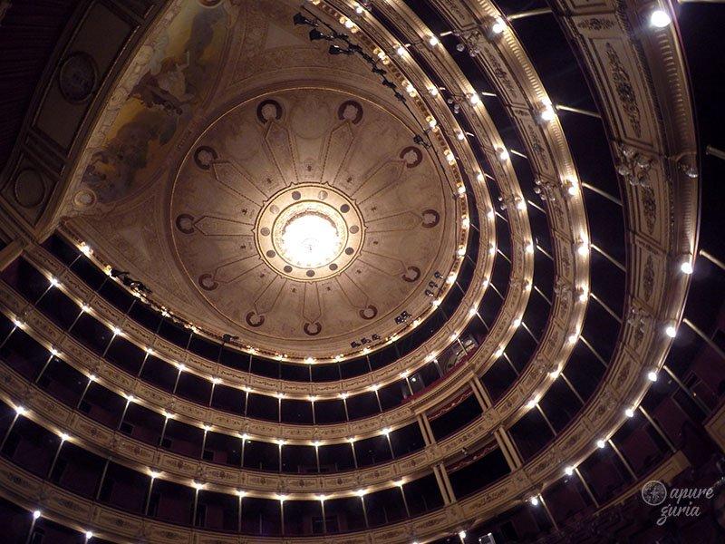 teatro solis no uruguai roteiro montevideo