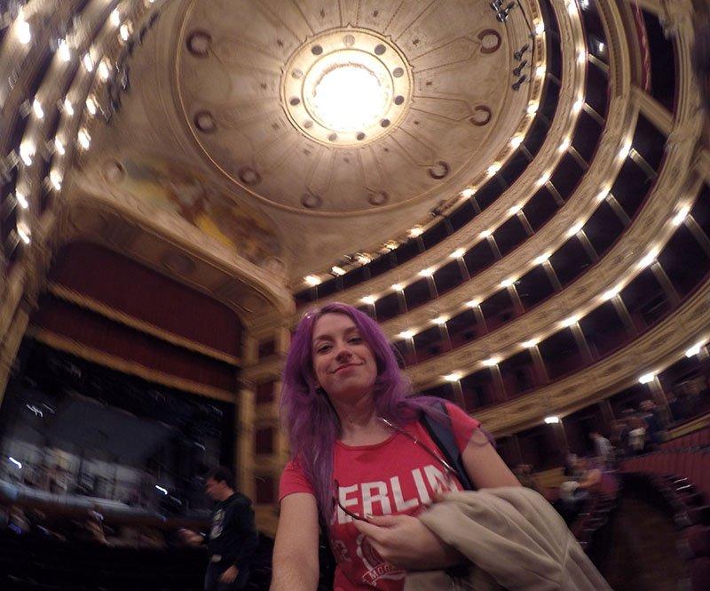 teatro solis no uruguai roteiro montevideo teto