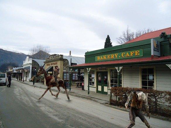 Arrowtown vila faroeste na Nova Zelândia (4)