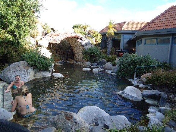 Polynesian Spa em Rotorua (3)