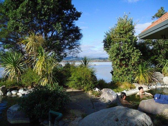 Polynesian Spa em Rotorua (4)