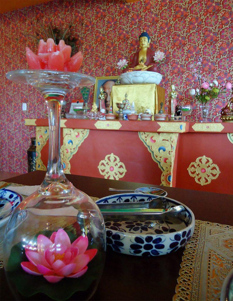 Tashiling restaurante tibetano em Três Coroas