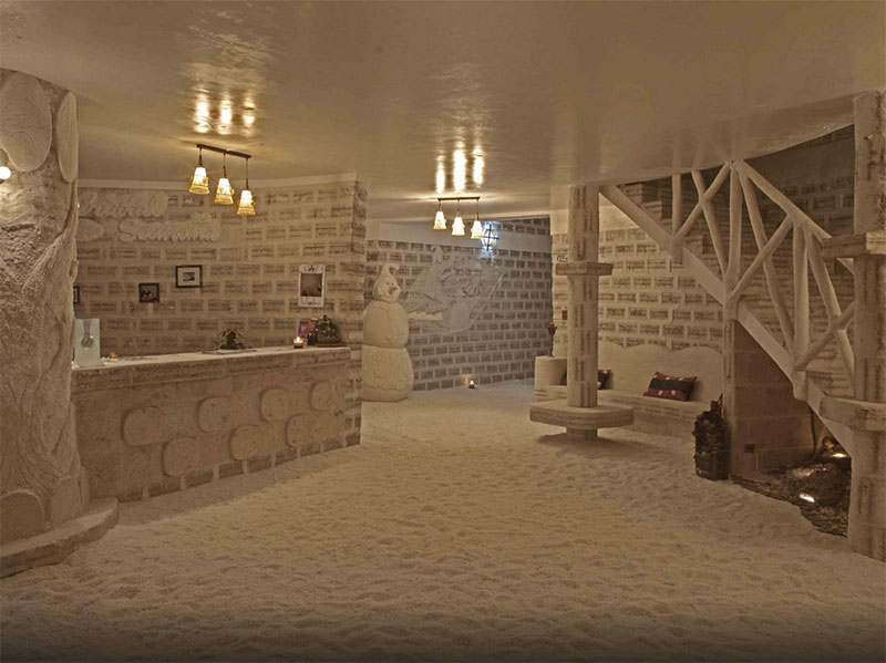 hotel de sal cristal samaña lobby
