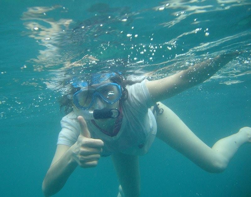 Maya Bay a beleza mais procurada de Koh Phi Phi mergulho