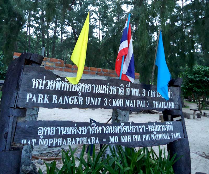 bamboo island Koh Phi Phi tour (3)