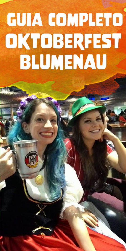 Guia Oktoberfest em Blumenau, dicas do que vestir, desconto no ingresso, comida e bebida