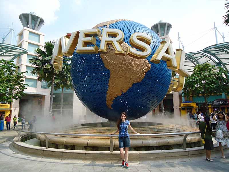 guia de cingapura universal studios sentosa island