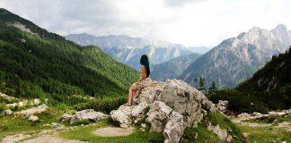 montanha eslovenia triglav