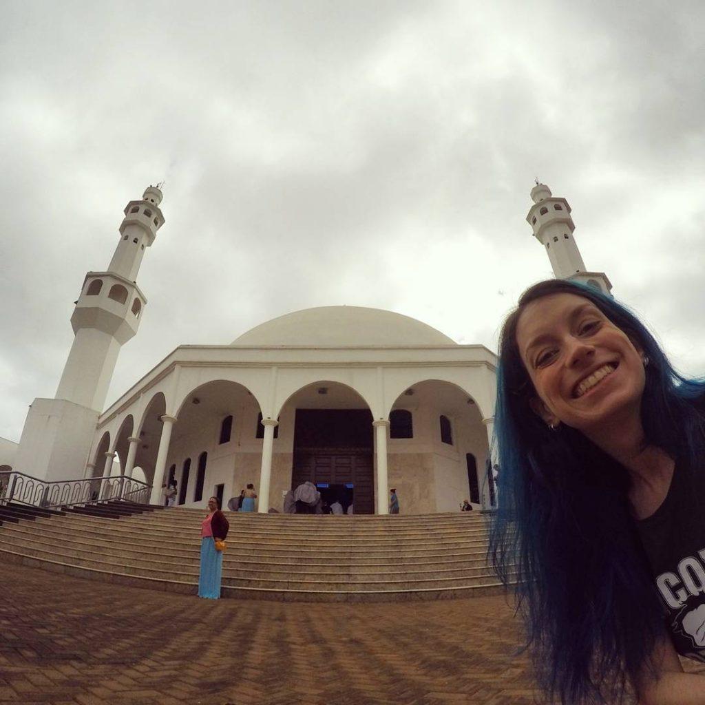 Mesquita de #fozdoiguaçu #Paraná #viagem #travel #trip #curtafoz #amo foz #viajar
