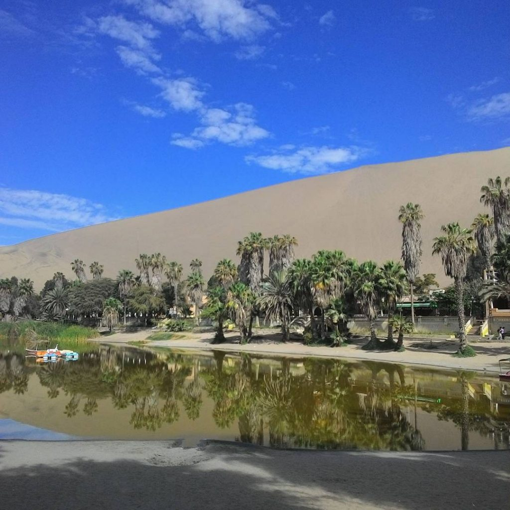 oasis peru huacachina roteiro no peru