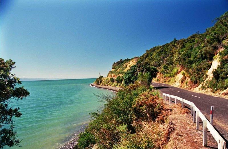 8 estradas da Nova Zelândia que você deve conhecer coromandel