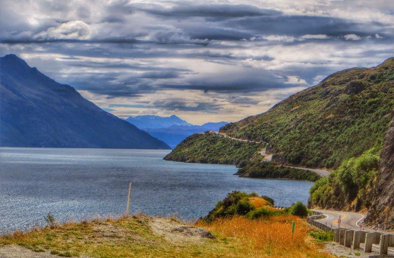 8 estradas da Nova Zelândia que você deve conhecer devil starcase