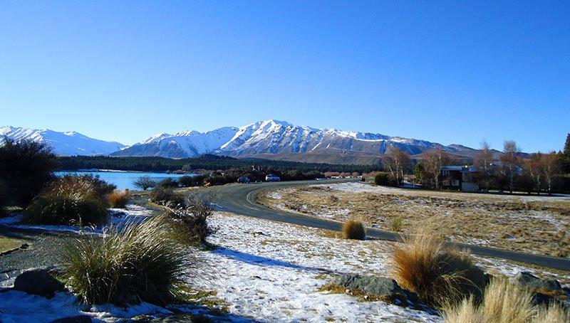 8 estradas da Nova Zelândia que você deve conhecer lake tekapo