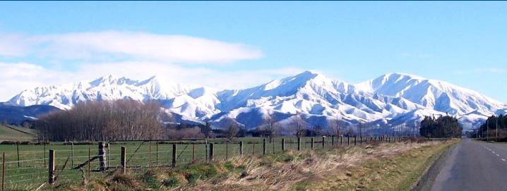 geraldine road 8 estradas da Nova Zelândia que você deve conhecer
