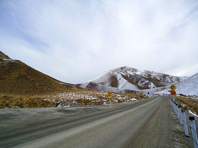 lindis-pass estradas da Nova Zelândia que você deve conhecer