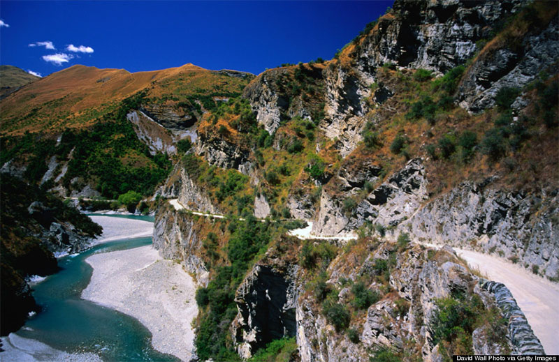 skippers 8 estradas da Nova Zelândia que você deve conhecer