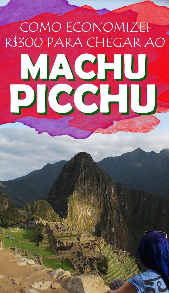Como chegar no Machu Picchu de forma barata com 60 reais, trilha da hidreletrica!
