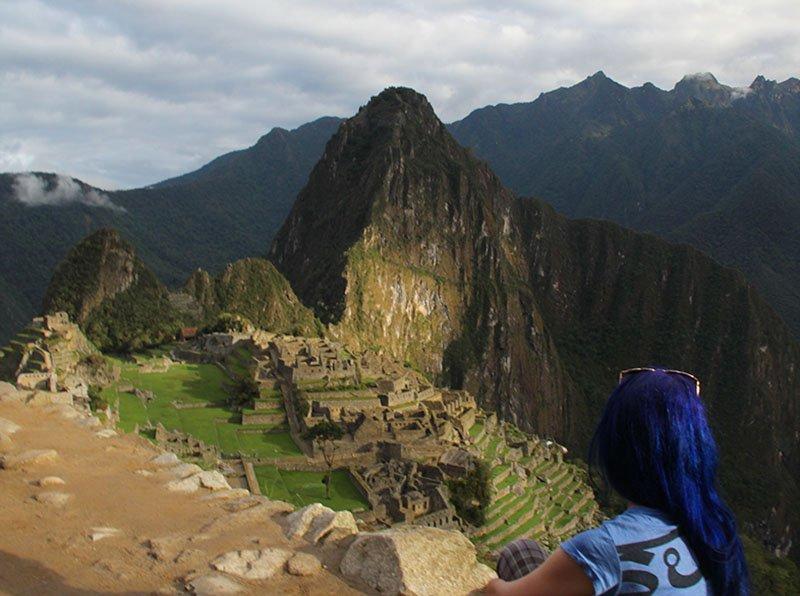Machu Picchu hidrelétrica caminho alternativo