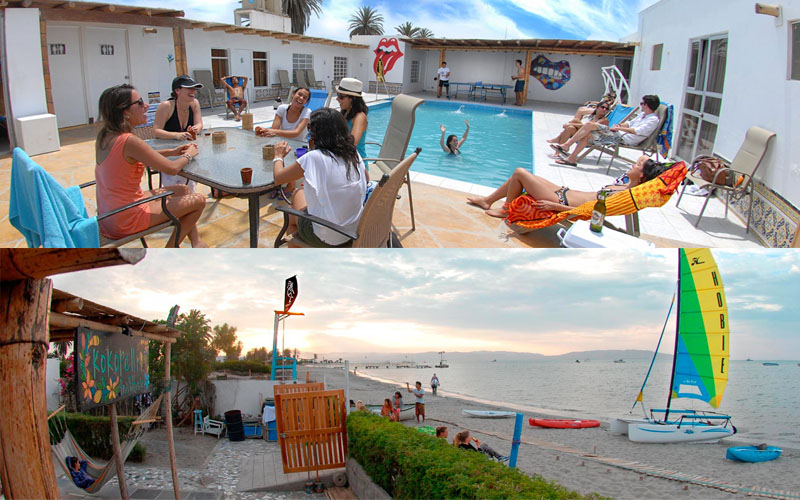 4 hostels imperdiveis no peru kokopelli paracas