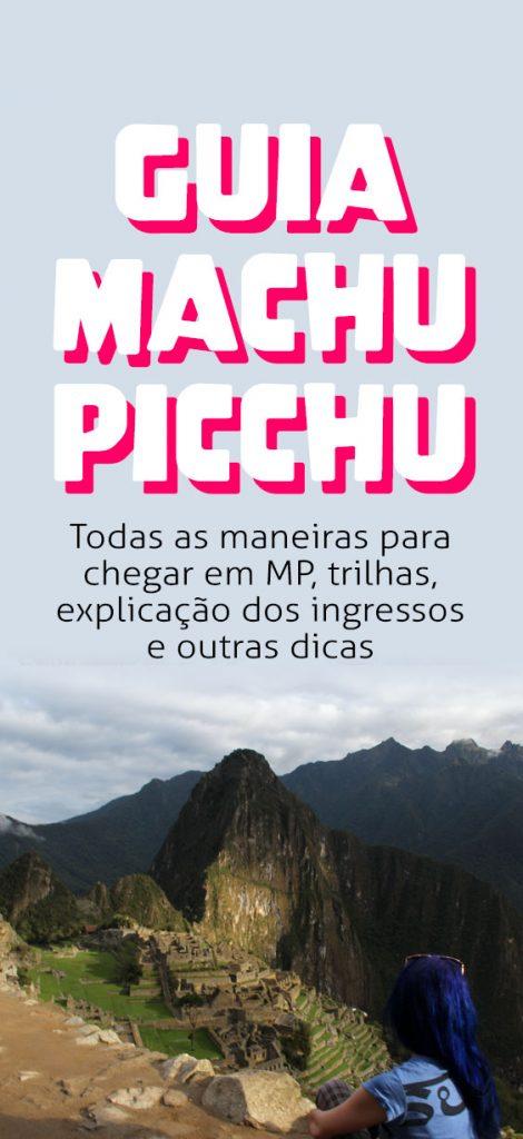 Guia Machu Picchu, tipos de ingressos, trilhas e como chegar no ícone do Peru