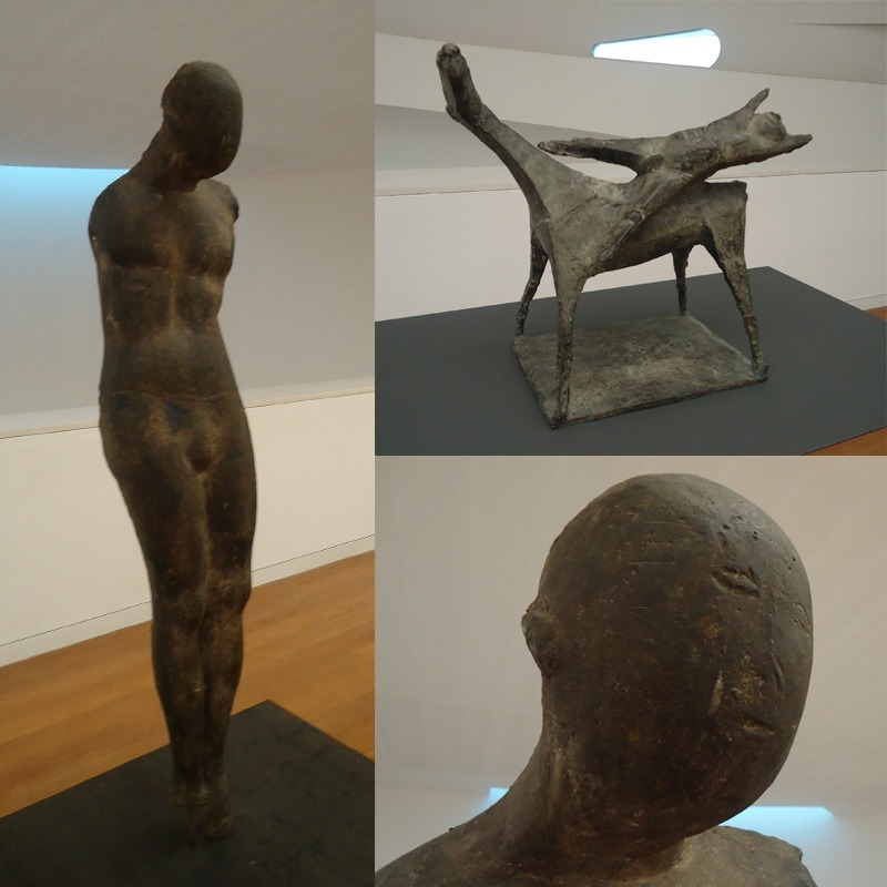 Museu Iberê Camargo porto alegre escultura (1)