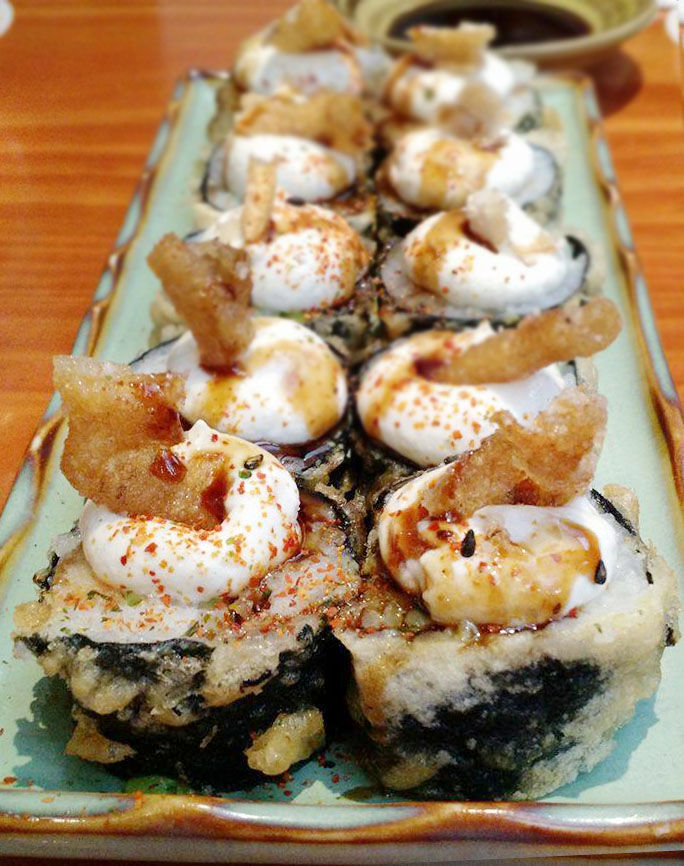 Onde comer em Lima Edo Sushi Bar seiji maki