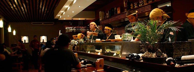Onde comer em Lima Edo Sushi Bar