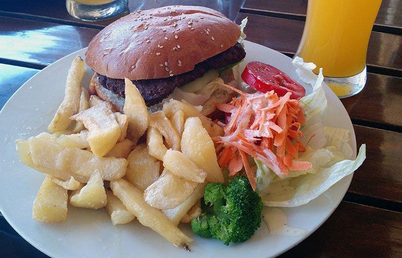 comida no peru huacachina
