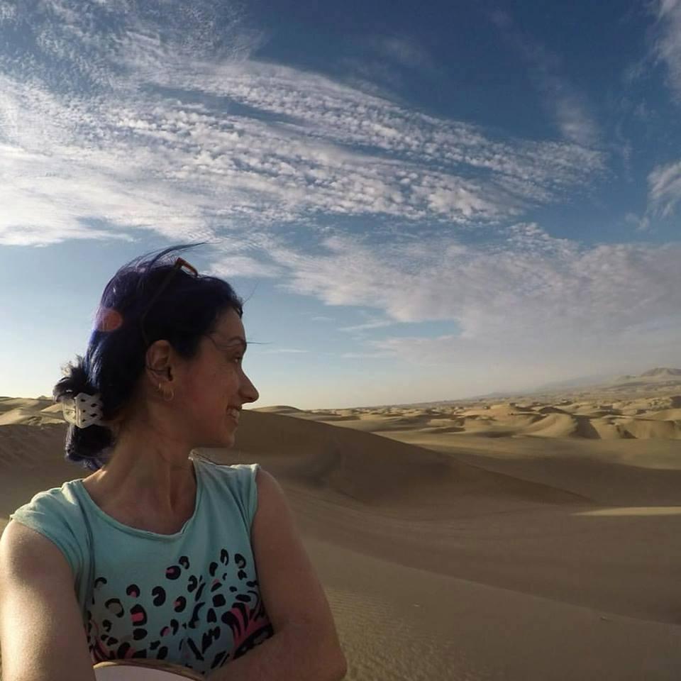 huacachina deserto peru sandboard dunas