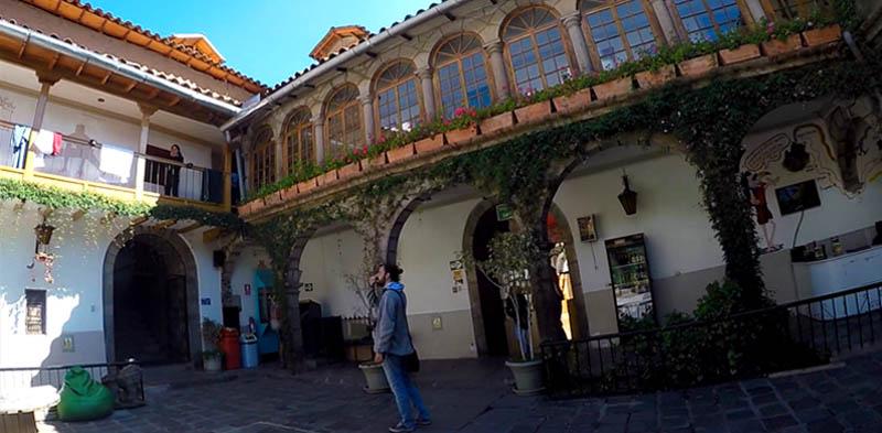 onde ficar cusco pariwana hostel