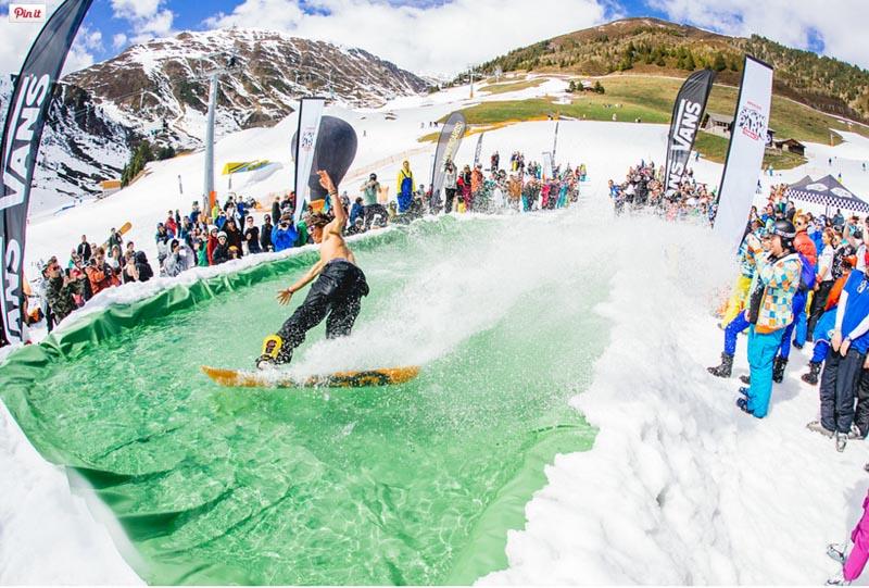 5 festivais alucinantes neve austria snowbombing derek Bremner
