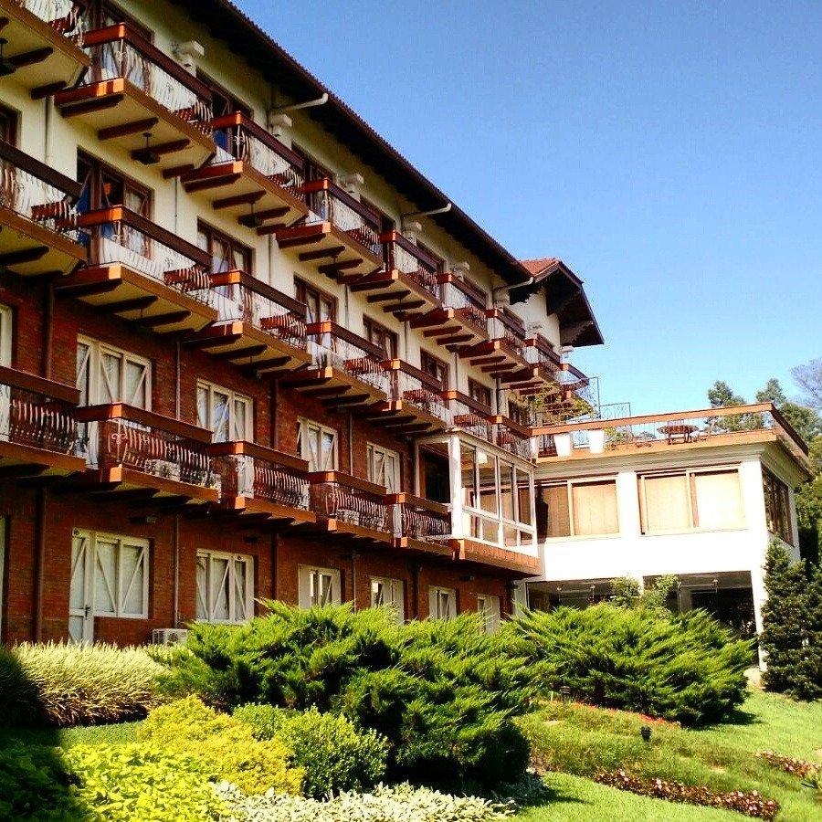 Hotel Alpestre em Gramado estrutura