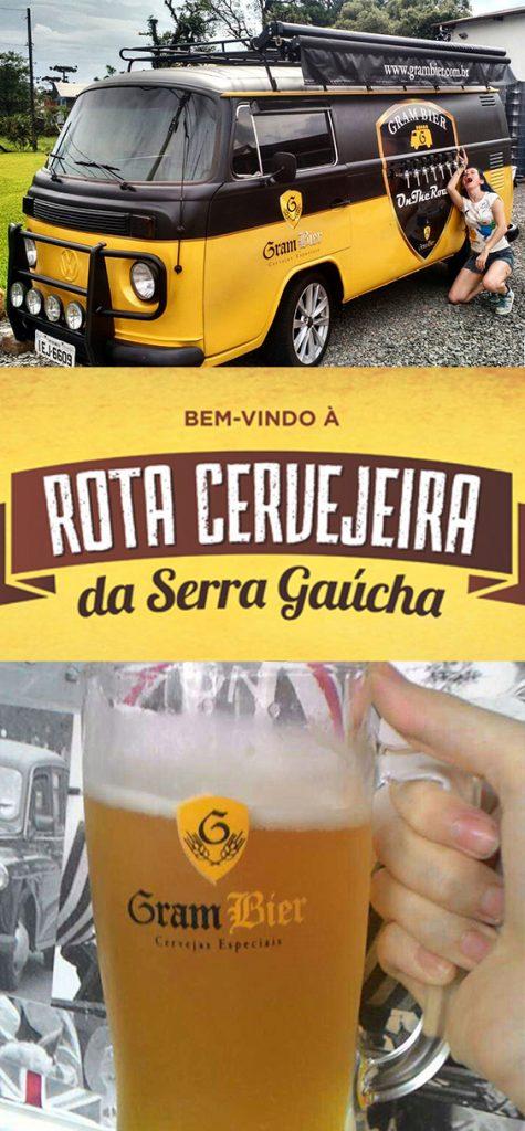 Rota Cervejeira na Serra Gaúcha, dicas de cervejas e lugares legais
