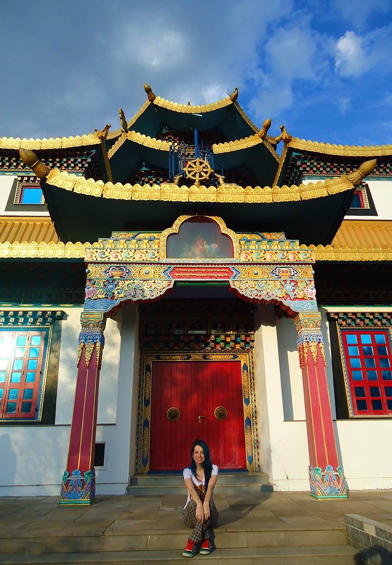 Templo Budista de Três Coroas rio grande do sul (2)