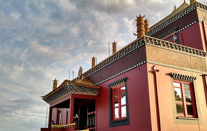 Templo Budista tibetano rio grande do sul Três Coroas (1)