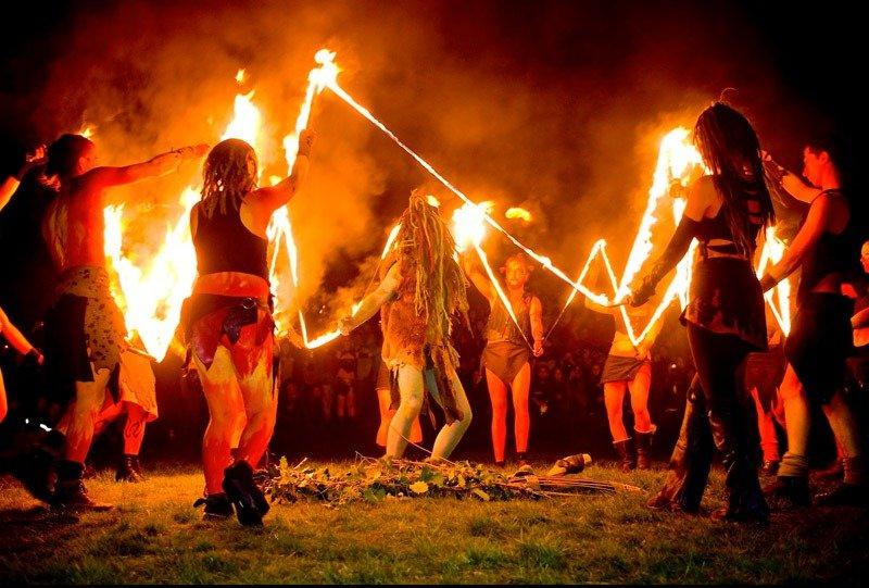 beltane fire escocia festivais alucinantes ao redor do mundo ellen duffy