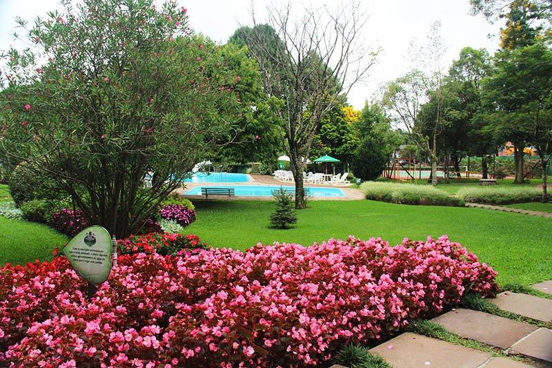 hotel em gramado piscina