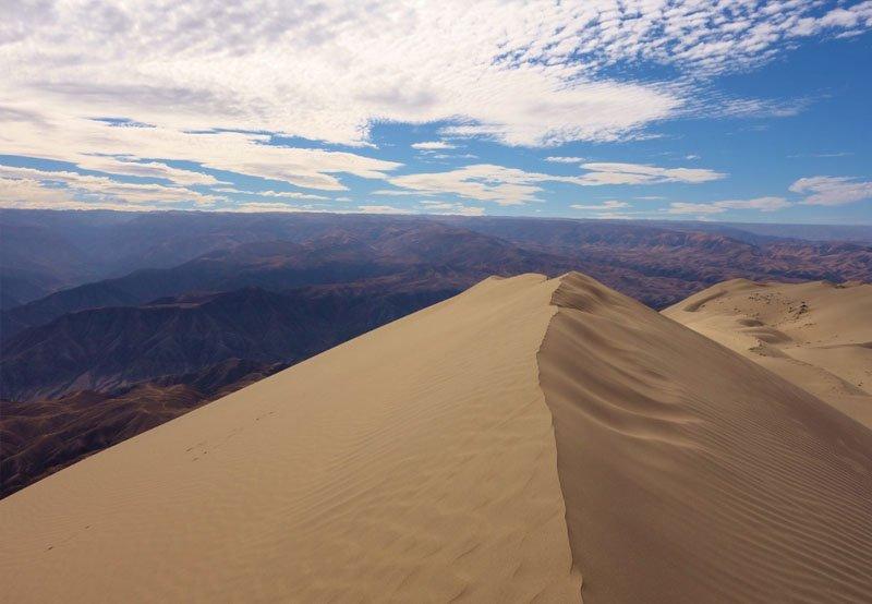 peru maior duna do mundo sandboard