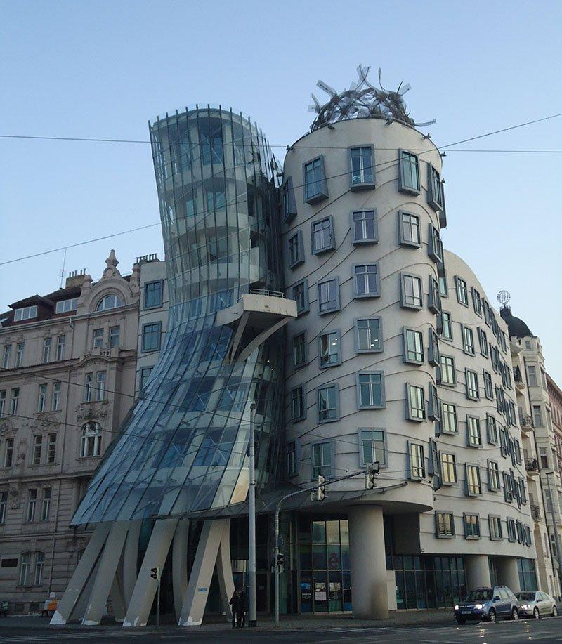 10 coisas para fazer de graça em Praga dancing house