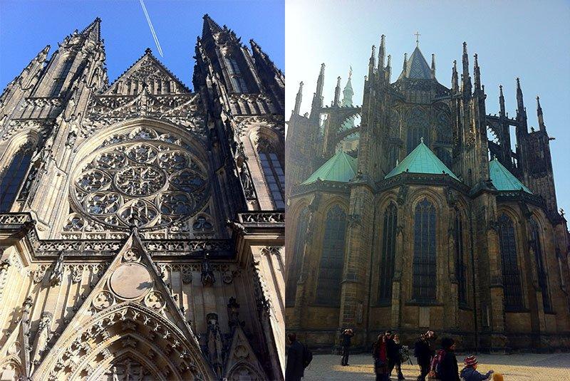 10 coisas para fazer de graça em Praga igreja st vitus